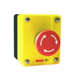 Push Buttons & LED Indicators