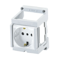 DIN-Rail Mount Socket Outlets