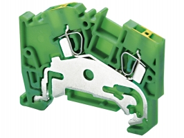 Angular Grounding Spring Clamp Terminals