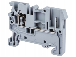 Pluggable Spring Clamp Terminals
