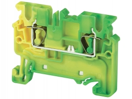 Ground / Earth Spring Clamp Terminals