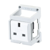 DIN-Rail Mount Socket Outlets