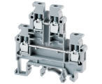 Double Level Screw Clamp Terminals