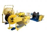 Semi-Automated High Speed Winding & Un-Winding
